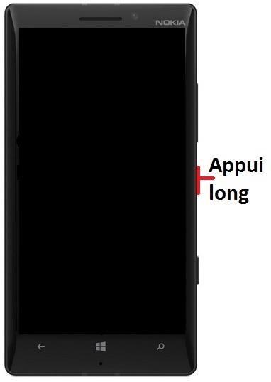 Allumer Lumia 930