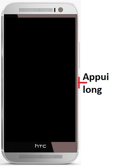 Allumer HTC M8