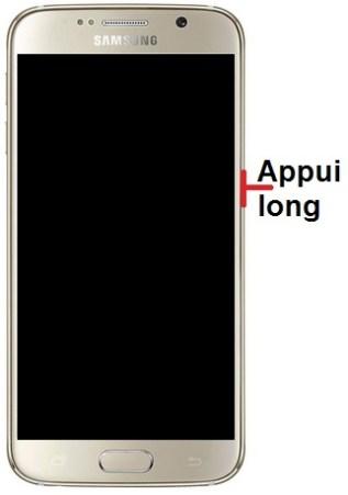 Allumer Samsung S6