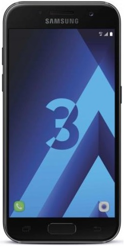 Allumer Samsung A3 2017