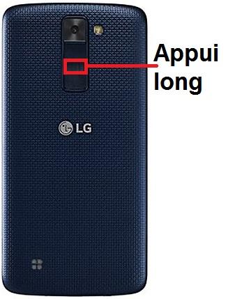 Allumer LG K8
