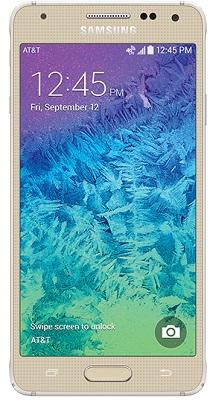 Allumer Samsung Alpha
