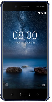 Allumer Nokia 8