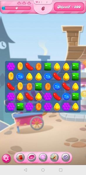 meilleurs jeux mobiles candy crush