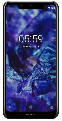 Allumer Nokia 5.1