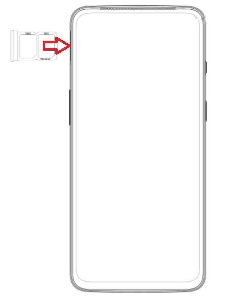 Insérer Carte SIM & Changer Code PIN : OnePlus 7T • Mobidocs