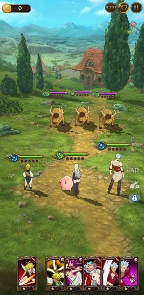 meilleurs jeux mobiles RPG