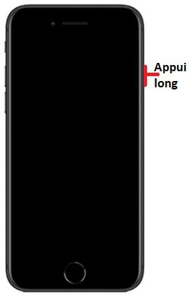 Allumer iPhone SE 2020