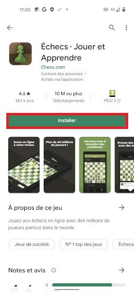 installer application Google Pixel 5
