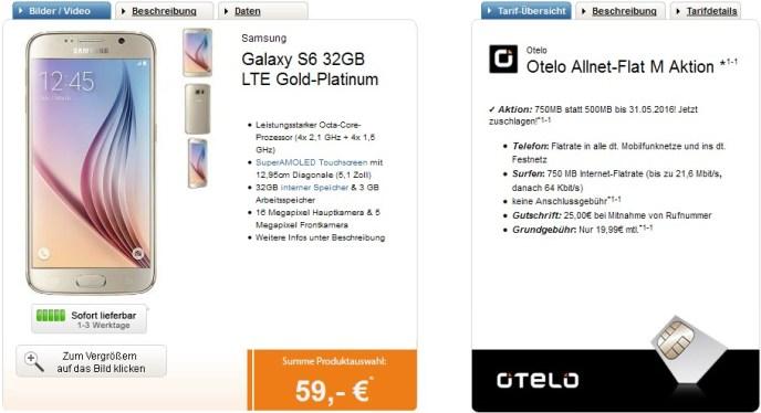 2016-04-07 23_03_54-Samsung Galaxy S6 im otelo Allnet Flat M Aktion