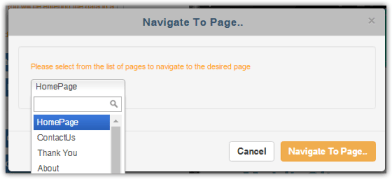 Navigate To Page
