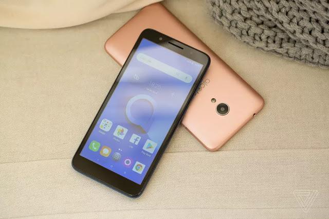 Här är världens första smartphone med Android Go