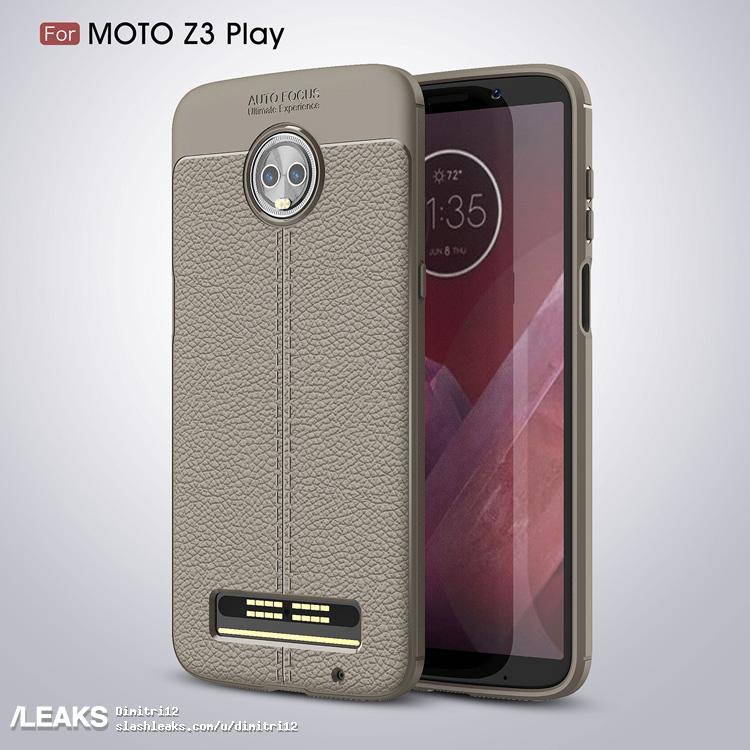Är det här Moto Z3 Play?