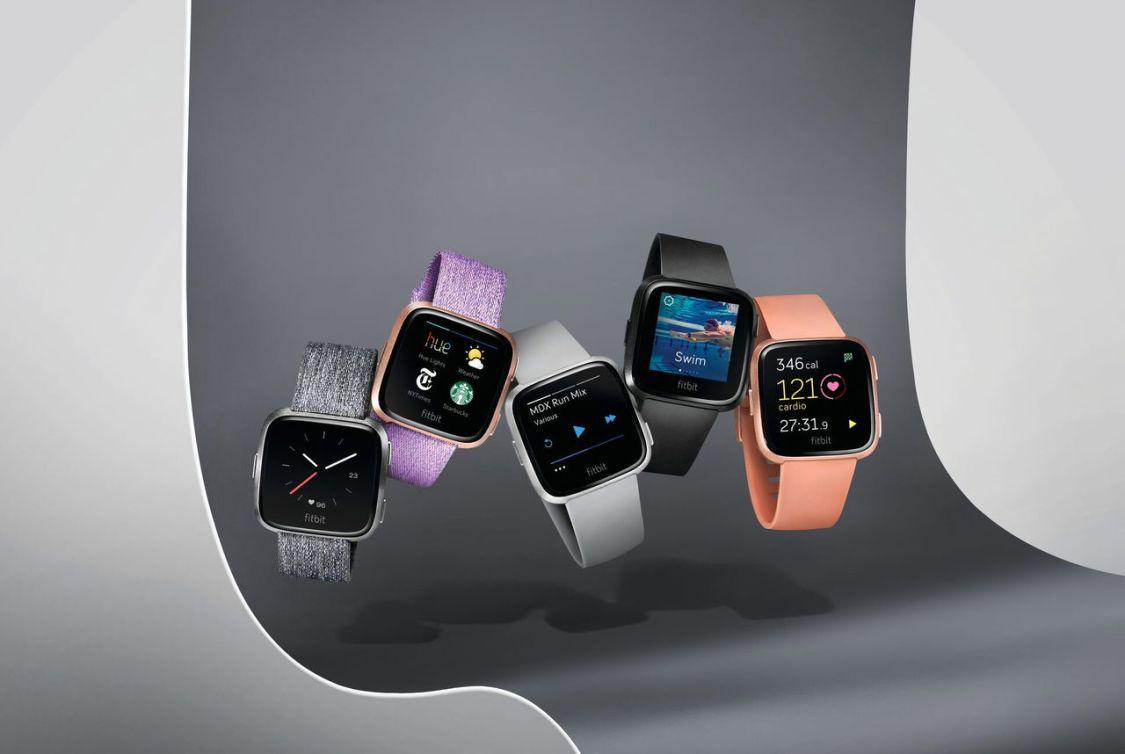 Här är Fitbit Versa