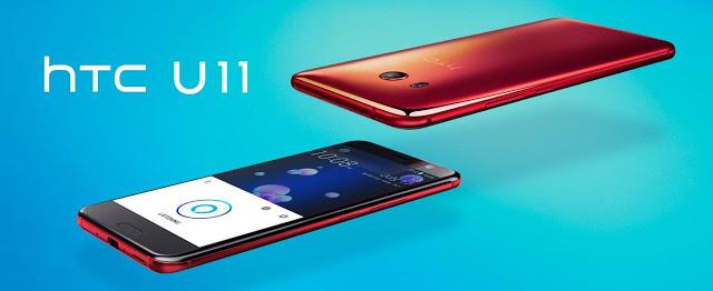 Det här kan vara specifikationerna för HTC U12