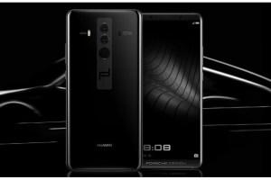 Huawei påstås släppa P20 Porsche Design