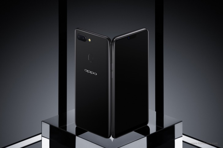Här är OPPO R15 Dream Mirror Edition