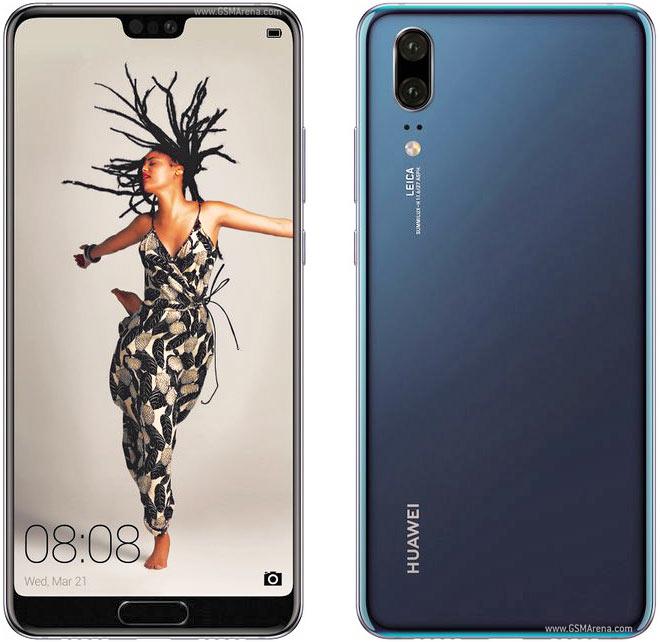 Huawei avtäcker P20 och P20 Pro
