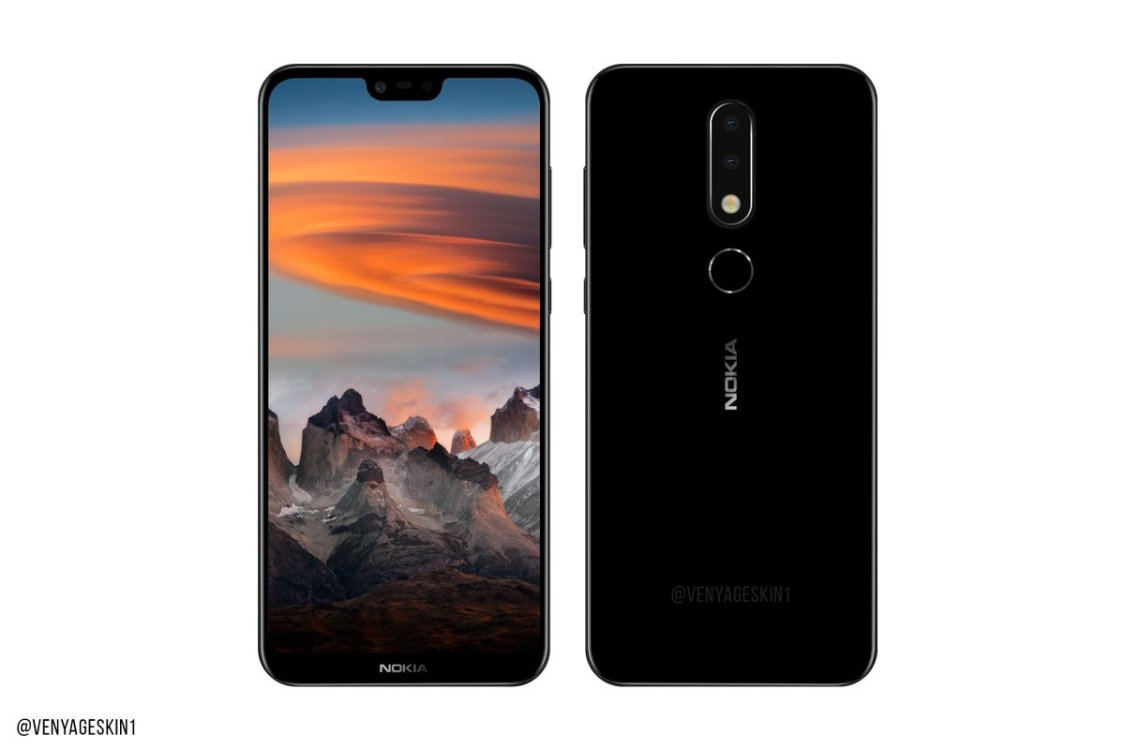 Ben Geskin släpper officiell bild på Nokia X6