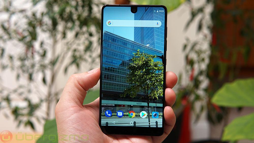 Nästa Essential Phone kommer få bättre kamera än företagets första mobil