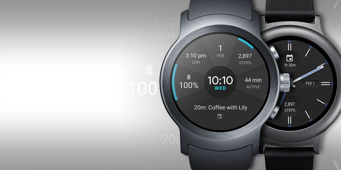 LG arbetar på ny smartklocka