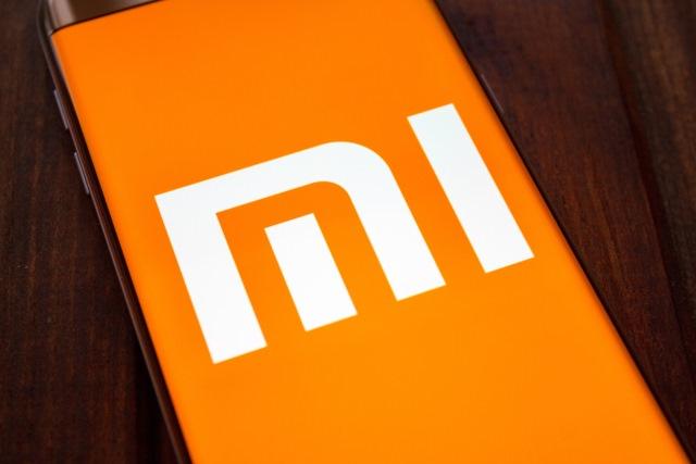 Fodral till Xiaomi Mi7 visar vissa funktioner telefonen utrustats med