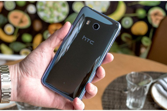 HTC går med megaförlust just nu