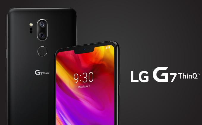 LG: G7 ThinQ har ingen flärp, utan en extraskärm