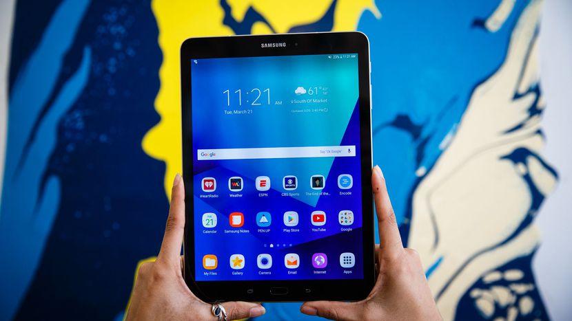 Så blir Samsung Galaxy Tab S4