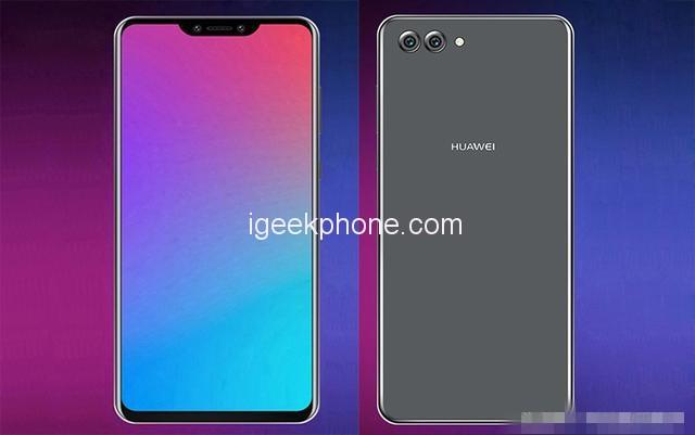 Huawei Nova 3 kan bli först med Kirin 710