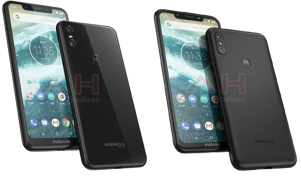 Avslöjat: Moto släpper två smartphones med Android One
