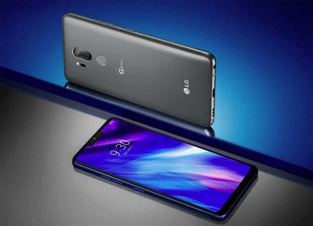 Ha is i magen med att köpa LG G7 ThinQ