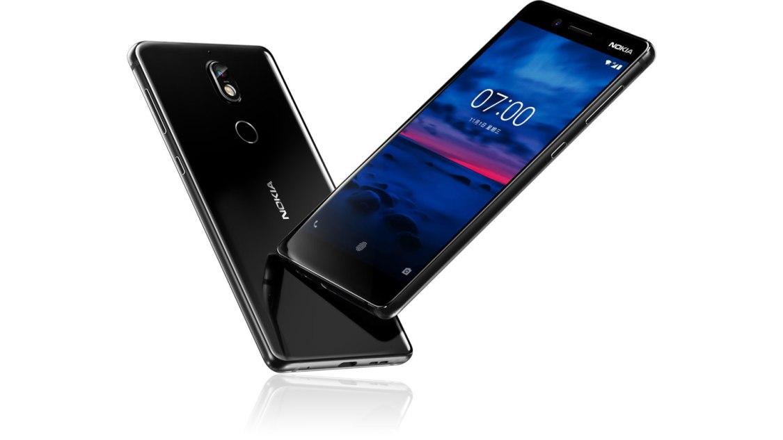 Nokia 7 Plus stödjer nu ARCore
