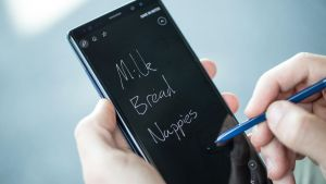 """S-Pen i Samsung Galaxy Note 9 är """"värd att vänta på"""""""