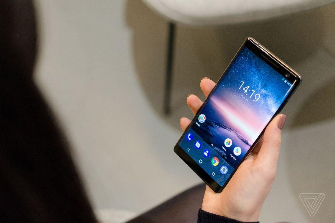 HMD Global jobbar på Nokiamobil med Snapdragon 845