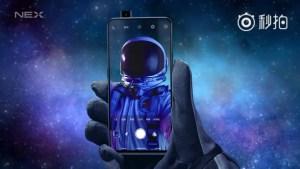 Video visar telefonen från framtiden! #NEX