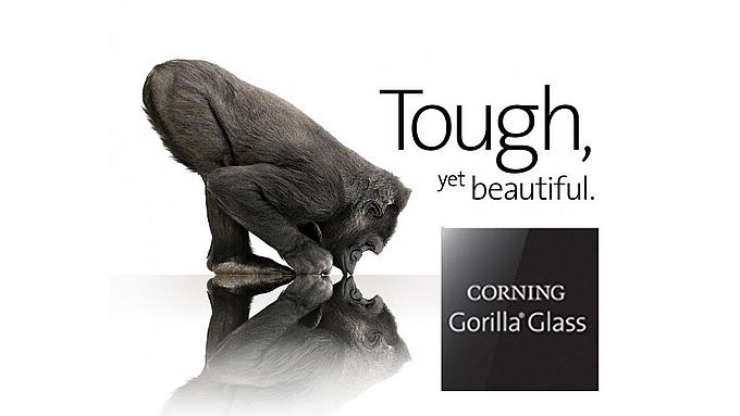 Corning presenterar Gorilla Glas 6