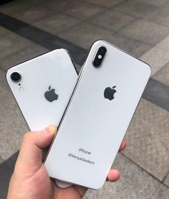 Ben Geskin publicerar fler bilder på Apples kommande iPhones.
