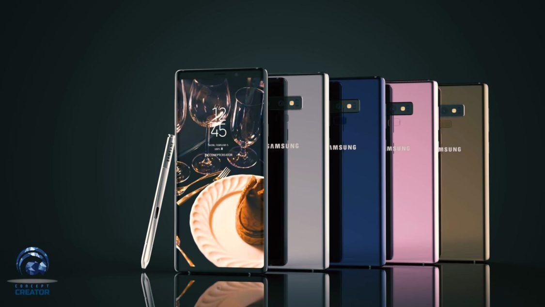 YouTuber avråder från köp av Samsung Galaxy Note 9
