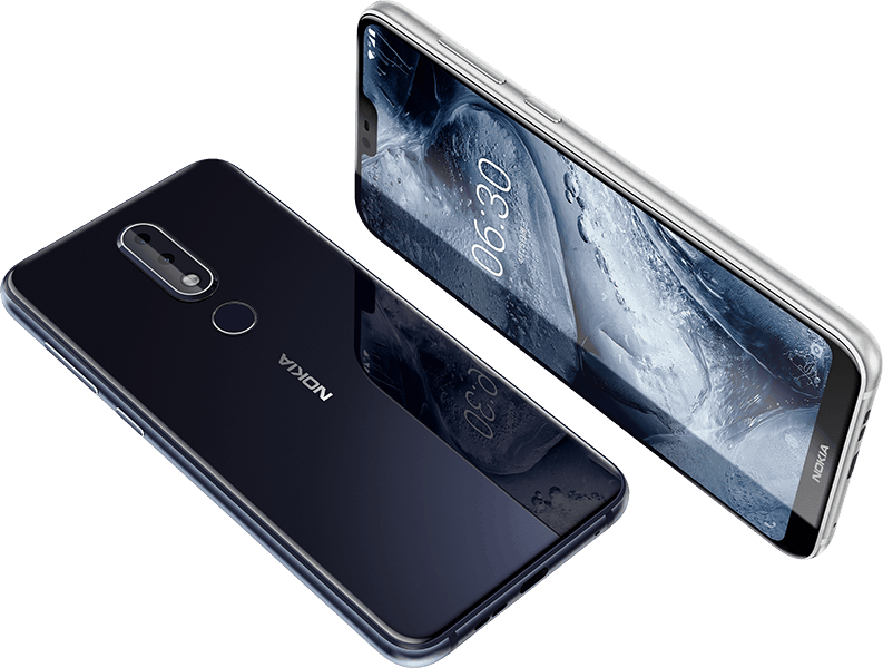 Nokia X6 släpps globalt som Nokia 6.1 Plus
