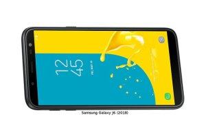Bild och specifikationer på Samsung Galaxy J6+
