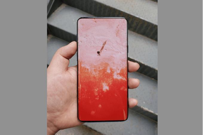 Samsung Galaxy S10 sägs få ansiktsigenkänning – trots avsaknad av synlig främre kamera
