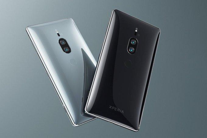 PhoneArena tar en titt på Xperia XZ2 Premium