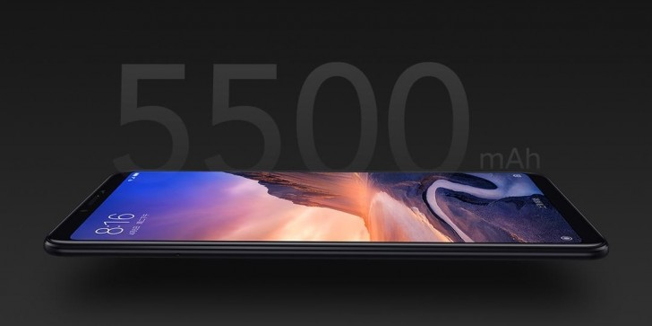 Xiaomi presenterar Mi Max 3