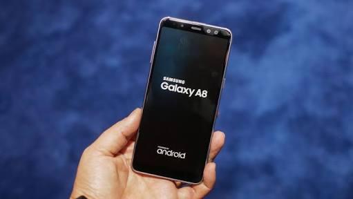 Samsung Galaxy A8 och A8+ börjar få Android 8.0 Oreo