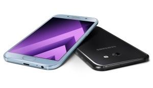 Samsung Galaxy A7 (2018) dyker upp på nätet