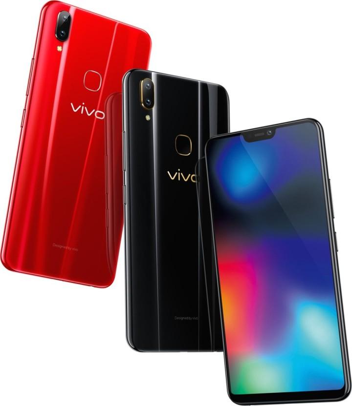 Här är Vivo Z1i med nedgraderad processor