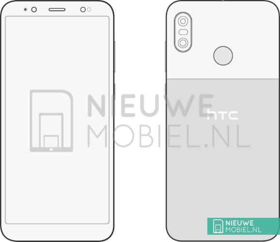 HTC U12 Life åker fast på bild – påminner mycket om Google Pixel