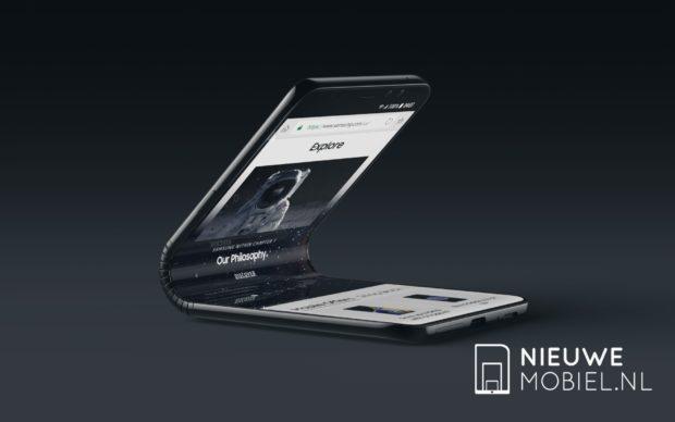 """Samsung hintar om Galaxy F1: """"vi har en tredje enhet på gång"""""""
