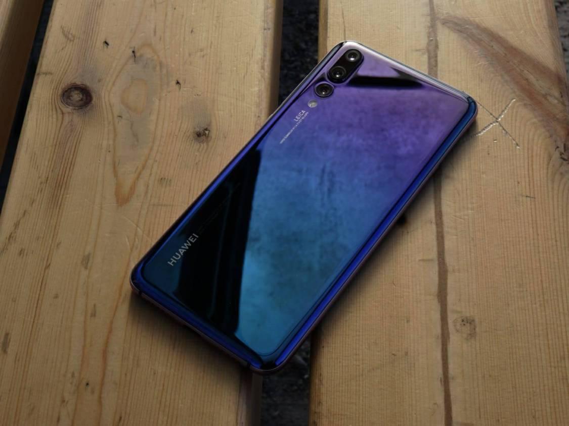 Huawei P20 Pro kommer i flera nya färger under IFA